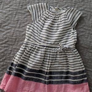 Carter's striped dress
